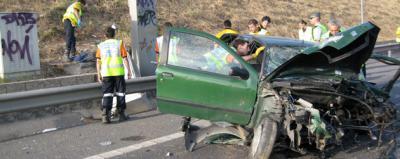 Mueren 32 personas en las carreteras en el pasado fin de semana